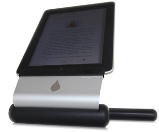iPad gets a cool stand: iRest by RainDesign   Gadgets I lust for   Scoop.it