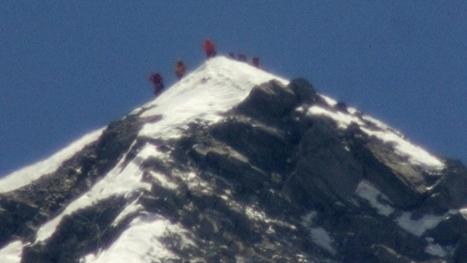 Un Japonais de 80 ans gravit l'Everest, un record mondial - Tribune de Genève | Montagne | Scoop.it