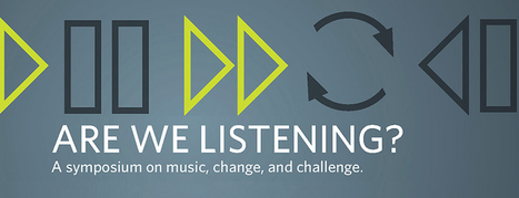 Are We Listening To The Changing Voices Of Music Education? | Muko | Scoop.it