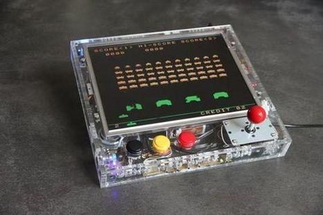 Retro Gaming Arcade Console with Raspberry Pi (RetroPie) - Tech Journal | RasPi Stuff | Scoop.it