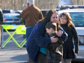 Connecticut elementary #school shooting: LIVE UPDATES (PHOTOS)  & OBAMA'S STATEMENT | Unthinking respect for authority is the greatest enemy of truth. | Scoop.it