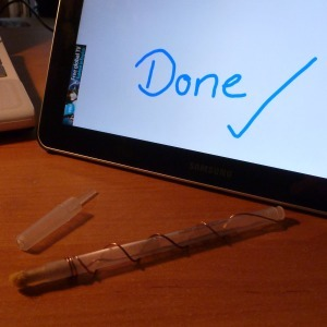 How To Build Your Own Tablet Stylus | Teknologi i undervisningen | Scoop.it