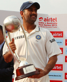 Satisfied Dhoni plays down revenge talk | My Cricket World | Scoop.it