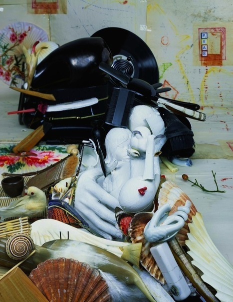 Juxtapoz Magazine - More Anamorphic Installations by Bernard Pras | Arty Brain | Scoop.it
