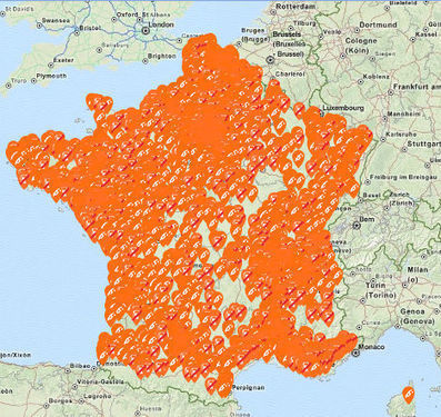 Five free smartphone apps to help you find petrol in France | Additifs | Scoop.it