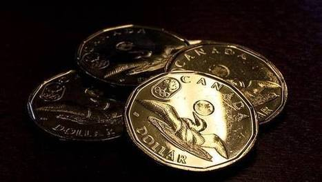Loonie ends half a cent higher as Canada's key rate left unchanged | American Expats | Scoop.it