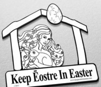Keep Ēostre in Easter | Mentions | Scoop.it