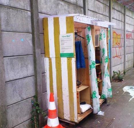 Give box: Geven en nemen in Vorst | brusselnieuws.be | Give box | Scoop.it
