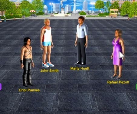 A Creepy Gay Site Lets You Live Out Your Sex Fantasies From The Sims | Gay News | Scoop.it