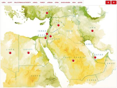 The Next Step in the Islamic Wave | Geography Education | Scoop.it