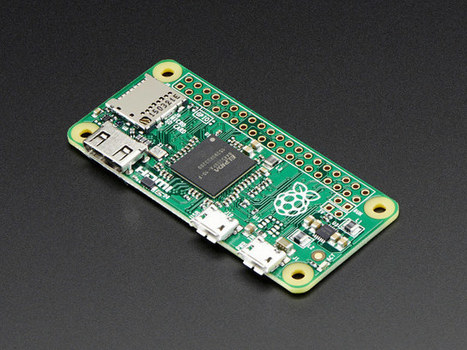 Raspberry Pi Zero is a $5 Board Based on Broadcom BCM2835 Processor | Raspberry Pi | Scoop.it