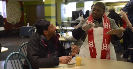 Soup Kitchen Is Set Up Like A Restaurant So Homeless Can Dine With Dignity | This Gives Me Hope | Scoop.it