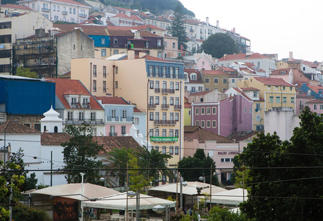 Airbnb Finds Love in Lisbon After Berlin Shies Away | Peer2Politics | Scoop.it