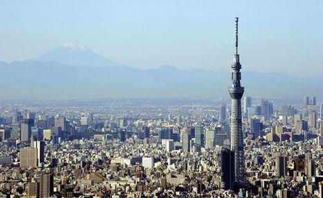 World's Tallest Tower Rises in Tokyo=SkyTree=天空樹   Japon   Scoop.it