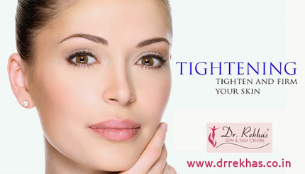 Skin tightening can be performed to treat loose wrinkled skin | Skin Clinic in Mumbai | Scoop.it