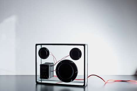 Transparent Speakers by People People | Art, Design & Technology | Scoop.it