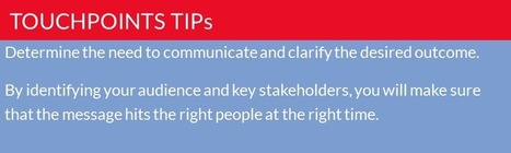 Six Tips to Get Started on Your Communication Strategy | Political Communications | Scoop.it