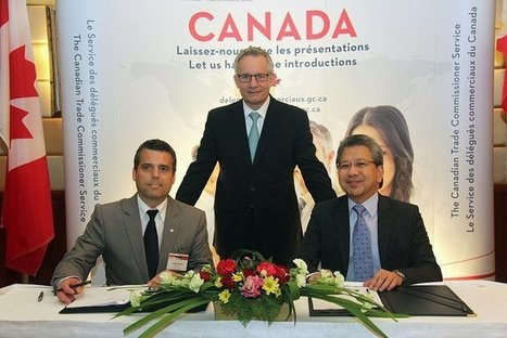 Canadian Trade Mission to the Philippines-May 2015 | Employee Engagement Made Easy! | Scoop.it