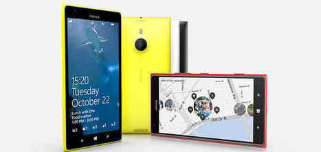 Review Nokia Lumia 1520: Best phablet to take on Android devices - Daily Bhaskar   I Love Android   Scoop.it