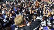Police presence heavy for Kings-Devils Game 6 at Staples Center - Los Angeles Times | Police Problems and Policy | Scoop.it