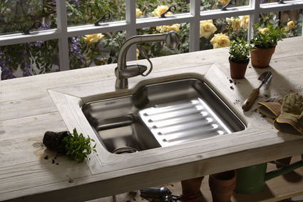 Picking Faucets and sink | Appliancesconnection | Scoop.it