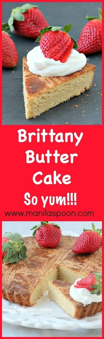 Manila Spoon: Brittany Butter Cake | Comiditas | Scoop.it
