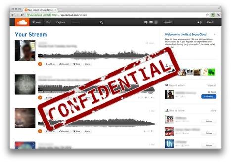 Soundcloud Promo | Reading Pool | Scoop.it