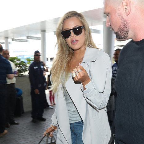 Khloe Kardashian Says the Paparazzi Are Giving Her Anxiety | Paparazzi News | Scoop.it