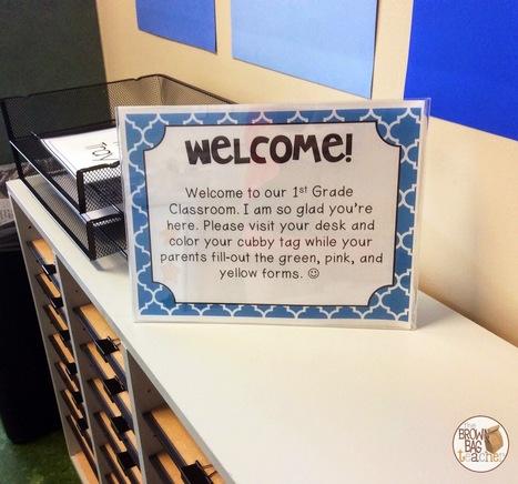Open House Stations | Cool School Ideas | Scoop.it