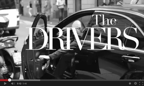"""""""The Drivers"""" by The Sartorialist [Video] ~ The-Car-Addict.com 