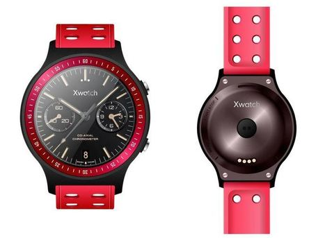 "Bluboo Xwatch : la ""première montre Android Wear sportive au monde"" - FrAndroid 