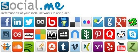 Social Me : Social Media Aggregator | EDUcational Chatter | Scoop.it