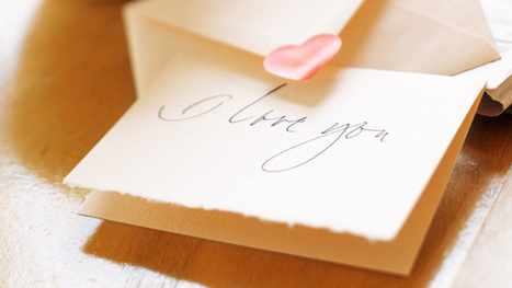 Love Letters | How to Write a Love Letter | Hallmark | Writing | Scoop.it