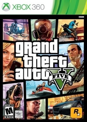 Grand Theft Auto V – Rockstar Games | Games on the Net | Scoop.it