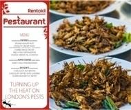 Des insectes dans mon assiette(épisode 2): une dégustation gratuite d'insectes offerte aux britanniques | Economie Responsable et Consommation Collaborative | Scoop.it