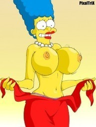 Marge Simpson cartoon porn | Naughty Asia | Naughty Asia | Scoop.it