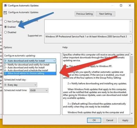 How to disable Windows update in Windows 10 | HELP MY COMPUTER NOW | Scoop.it