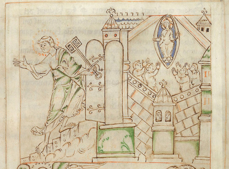 Collaborative Doctoral Award: Understanding the Anglo-Saxons: the English and Continental manuscript evidence (London, British Library) | Anglo Saxons | Scoop.it