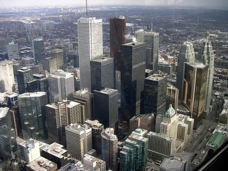 Why Living in a City Makes You More Innovative | Radio Show Contents | Scoop.it