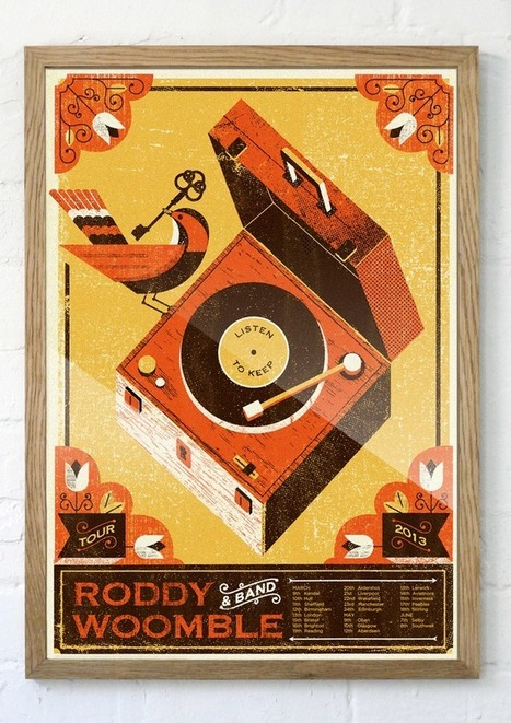Telegramme — GIG POSTERS | posters | Scoop.it