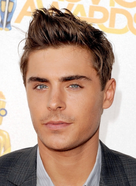 32 Cool And Different Zac Efron Hairstyles 2013-2014 | Latest Hairstyles-Hairstyles Pictures | Scoop.it