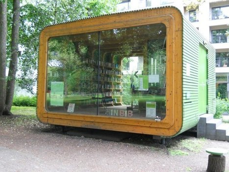 ReSpace: Designing with Salvaged Materials | innovative libraries | Scoop.it