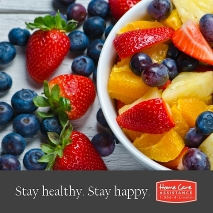 Breaking Bad Dieting Habits in seniors | Home Care Assistance of Bloomfield | Scoop.it