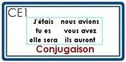 FR - Jeux de conjugaison | Classe de CE1 | Scoop.it