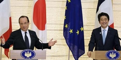 Pourquoi on ne peut pas jouer avec la monnaie comme le Japon - Challenges.fr   Economie   Scoop.it