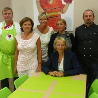 Waterloo: Les élèves deviennent acteurs de leur alimentation | Mirjam Glänzer | Scoop.it