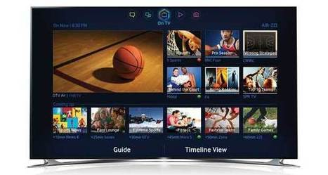 Samsung UN55F8000 Review - 55-Inch 1080p 240Hz 3D Ultra Slim Smart LED HDTV | Televisions | Scoop.it