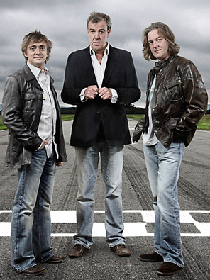'Top Gear' Revs Up For Another Three Years | Top Gear BBC America | Scoop.it