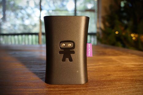 Ninja Blocks | Uncrate | Smart Phone & Tablets | Scoop.it
