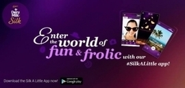 Indulging In 'Silk A Little' Android App By Cadbury Silk   Digital marketing trends in Asia   Scoop.it
